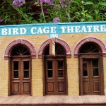 replica-Birdcage Theatre
